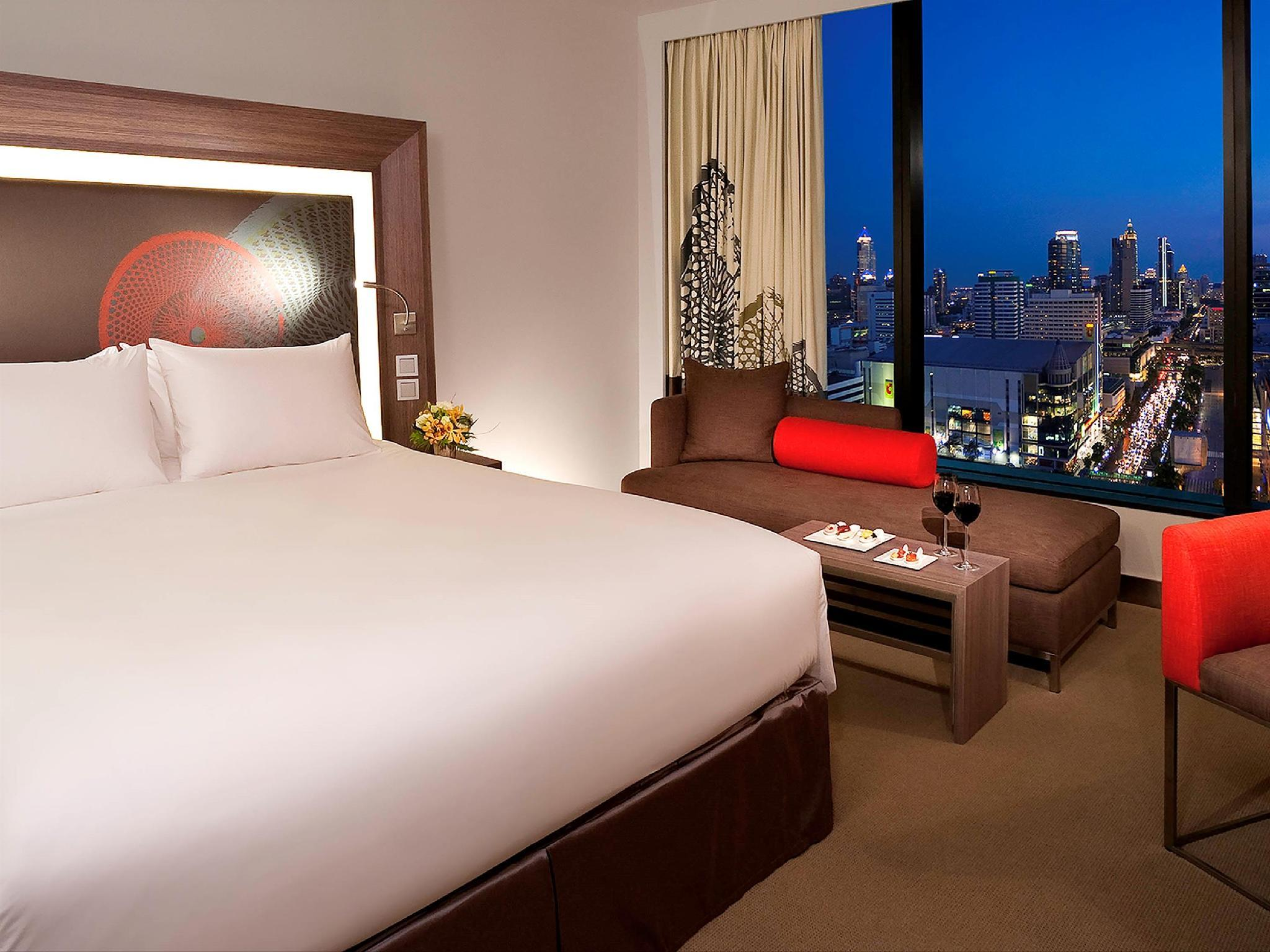 Executive Park View Room with King Bed (Executive Park View Room King)