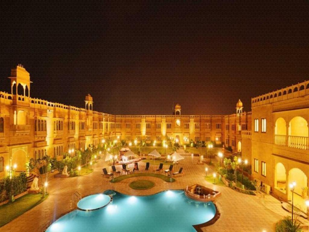 Desert Tulip Hotel And Resort In Jaisalmer Pictures Reviews Deals