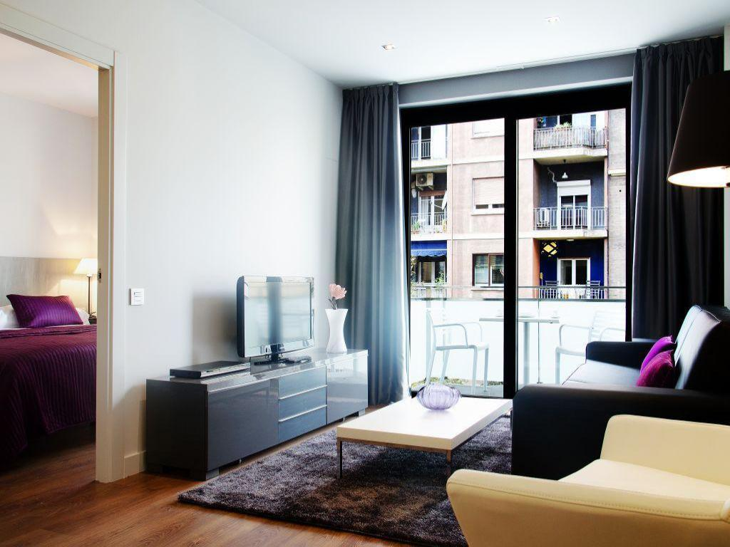 1 Bedroom Apartment - Guestroom Sensation Sagrada Familia Apartments