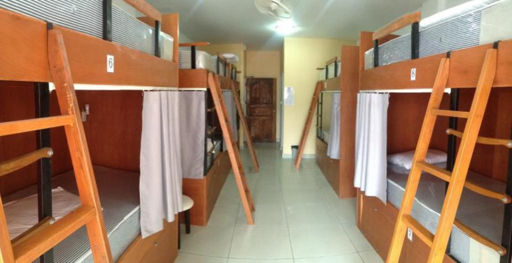 Bunk Bed in 10-Bed Deluxe Mixed Dormitory Room