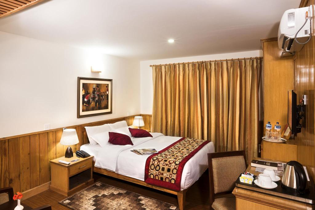 Deluxe Premium - Bed Hotel Country Villa