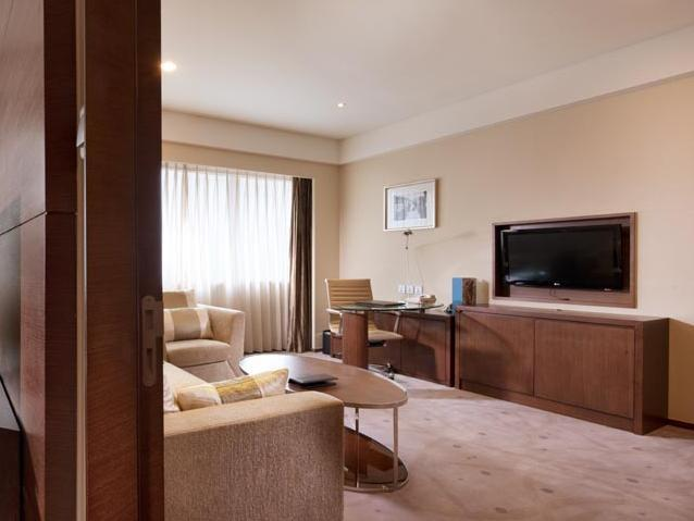 Executive Suite mit Kingsize-Bett (Executive Suite with King Bed)