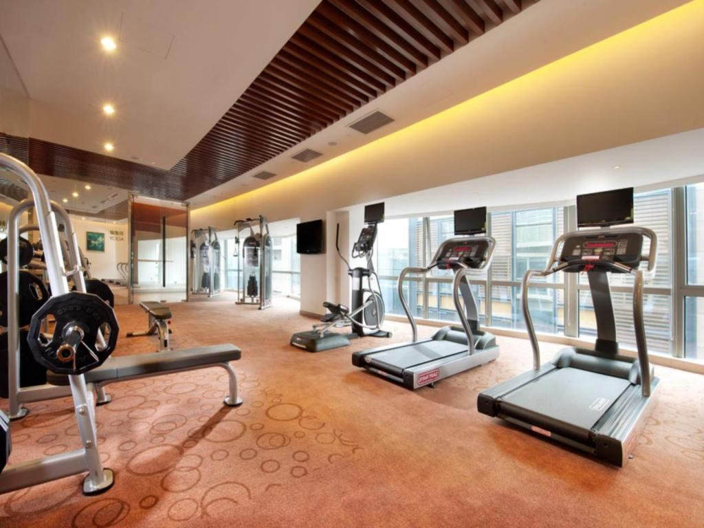 Fitnesscenter Holiday Inn Shaoxing