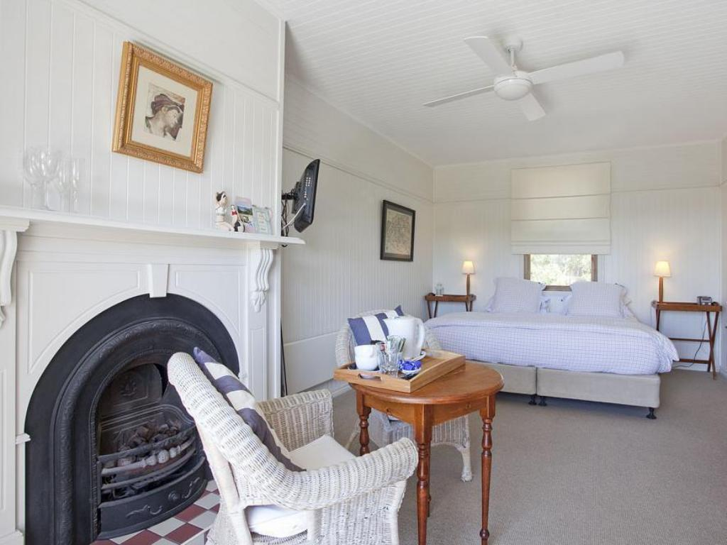 King Room Sea View La Perouse Bed & Breakfast