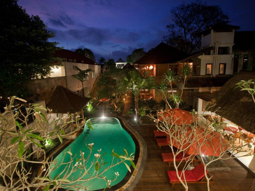 Swimming pool [outdoor] Lumbung Sari Ubud