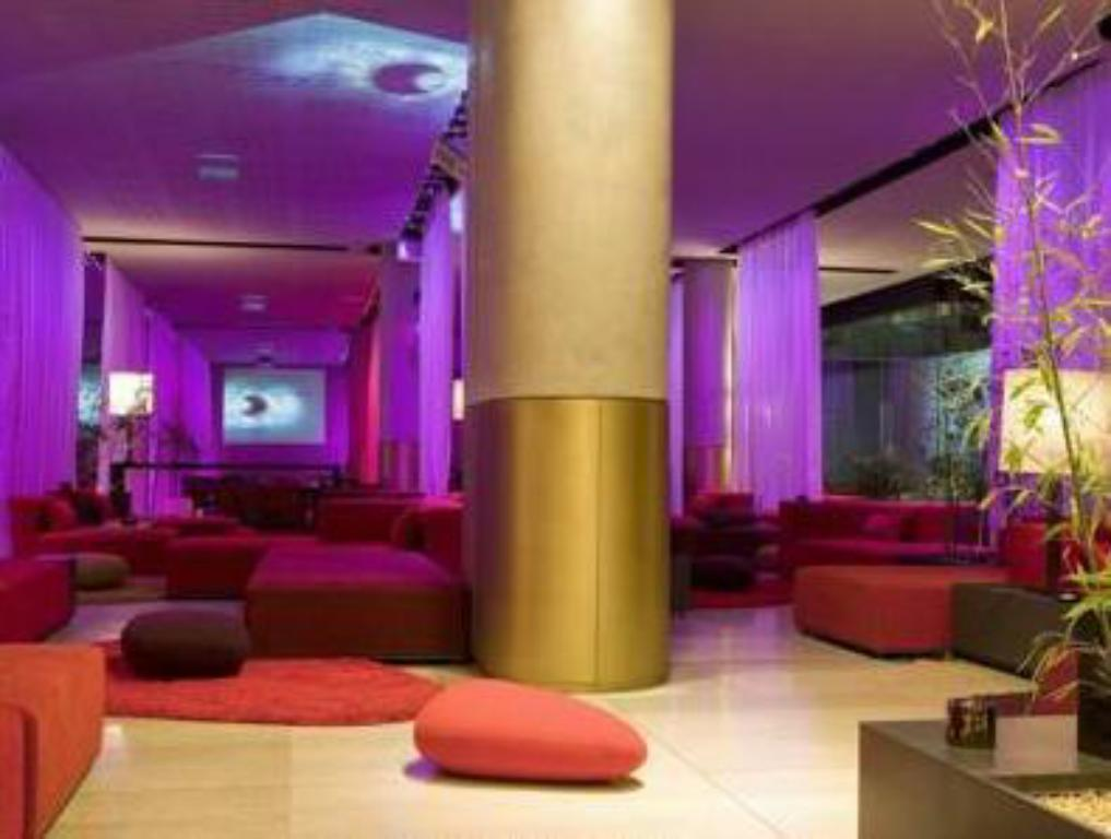 Lobby Novotel Casablanca City Center Hotel
