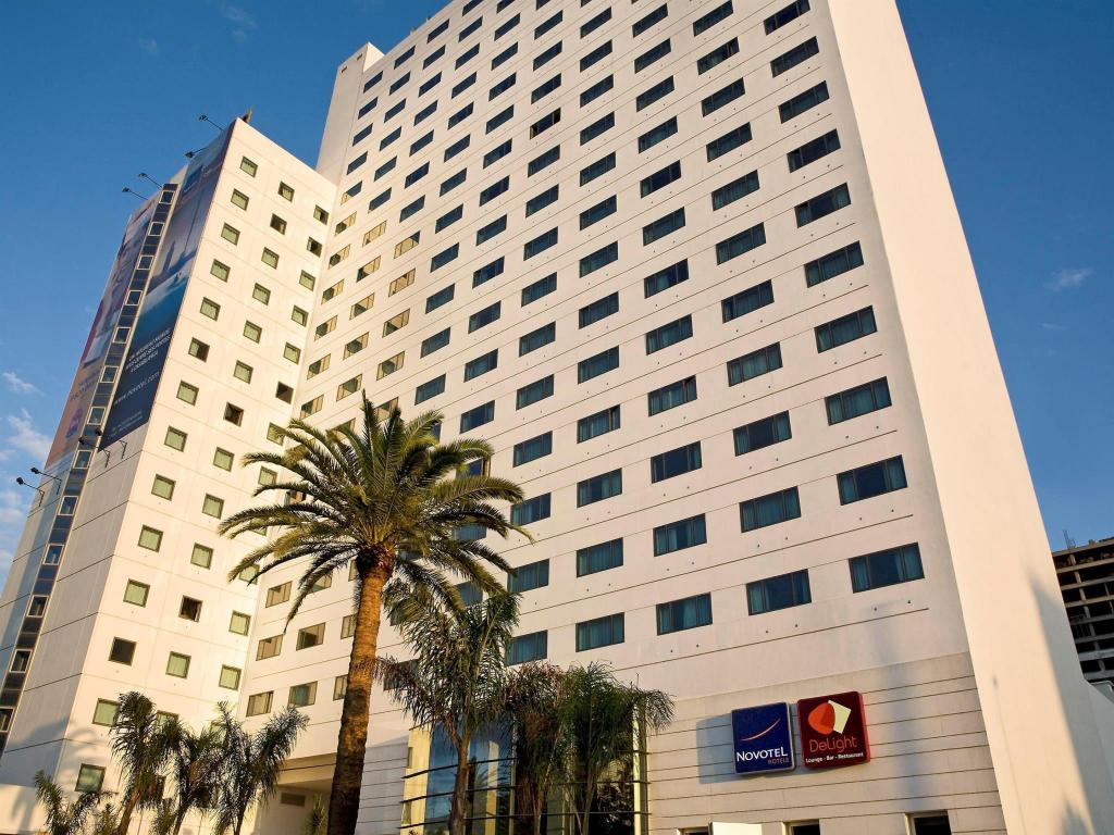 עוד על Novotel Casablanca City Center Hotel
