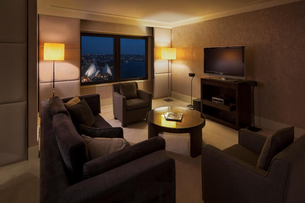 1 King Club Governors Suite - Apartman InterContinental Sydney
