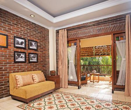 Interior view Duta Boutique Villa