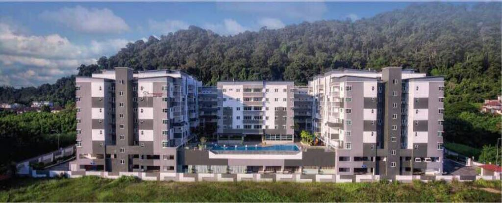D Embassy Serviced Residence Suites In Kuantan Room Deals Photos