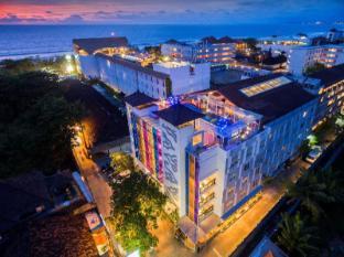 Kuta Map And Hotels In Kuta Area Bali