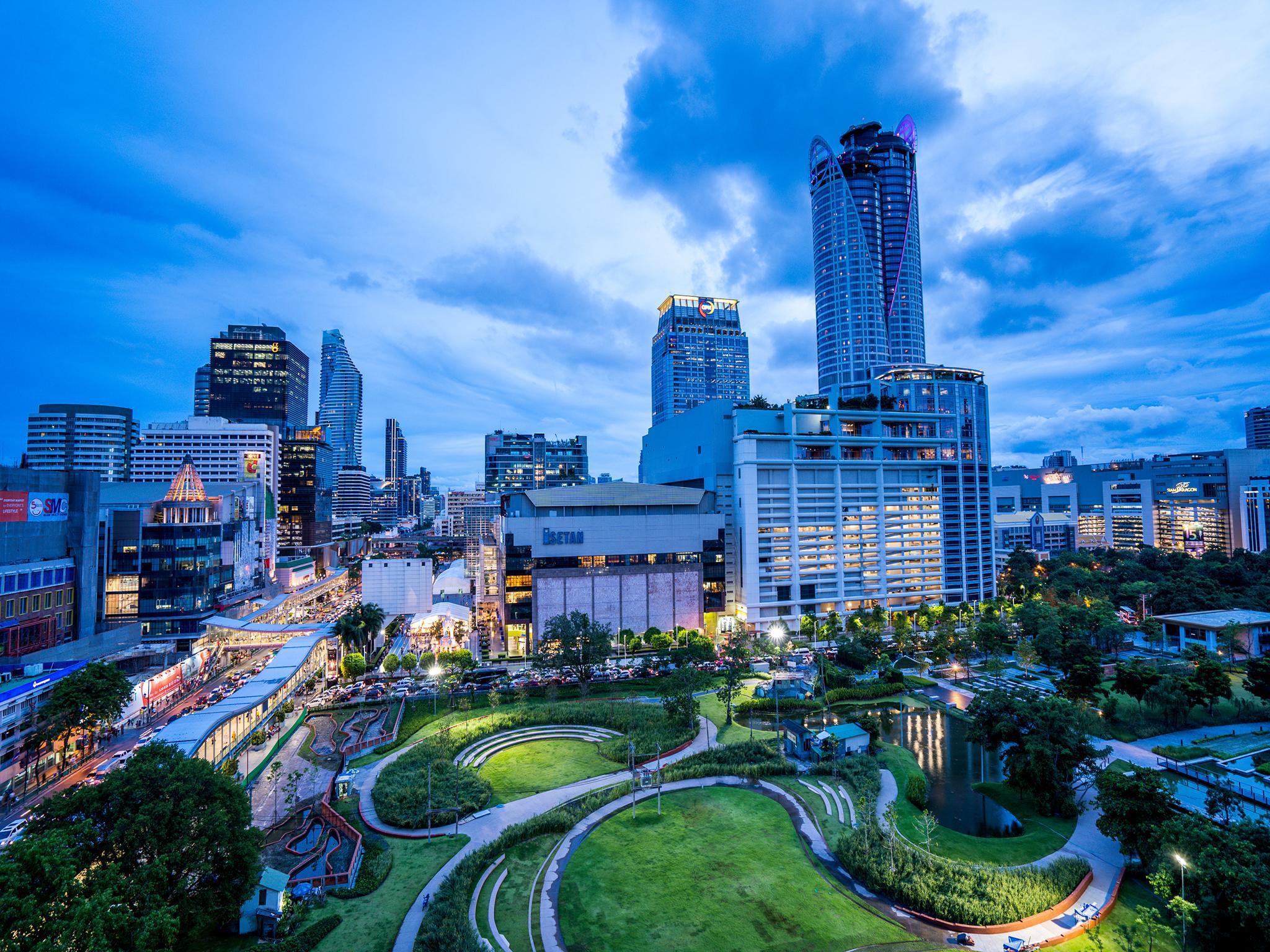 Novotel Bangkok Platinum Pratunam in Thailand - Room Deals, Photos