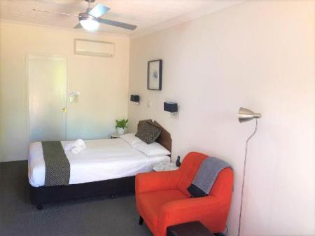 جناح موتيل إيربورت كلاي فيلد (Airport Clayfield Motel)
