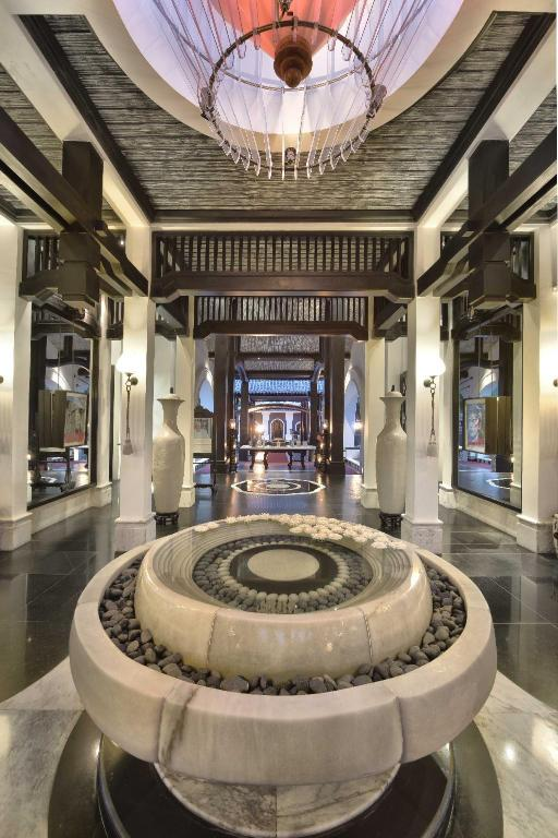 Lobby InterContinental Danang Sun Peninsula Resort
