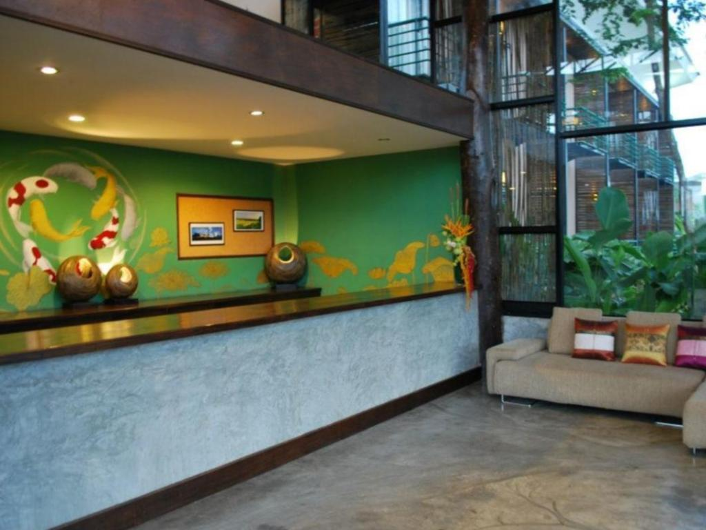 Lobby Chiangmai Inthanon Golf and Natural Resort
