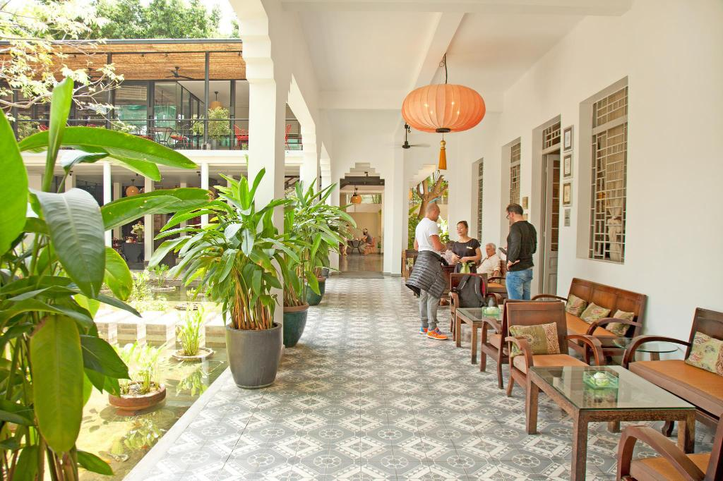 Lobby The Plantation Urban Resort and Spa