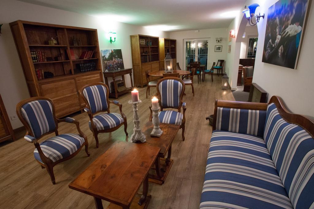 עיצוב הפנים Ermitage Boutik Hotel - Blue Beach