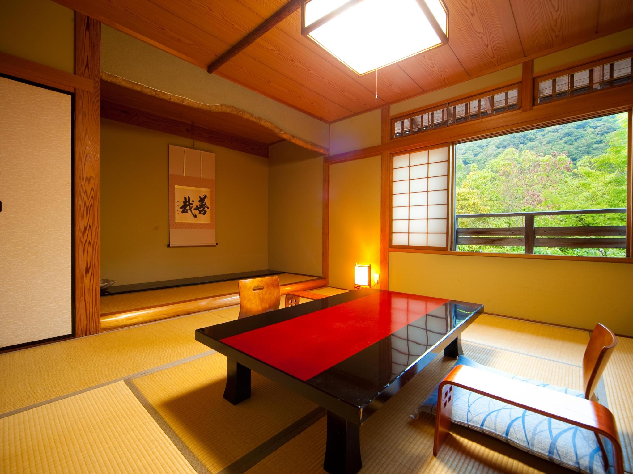 2nd Floor 2-Room Japanese Style Unit with 8 and 6 Tatami - Adult Only
