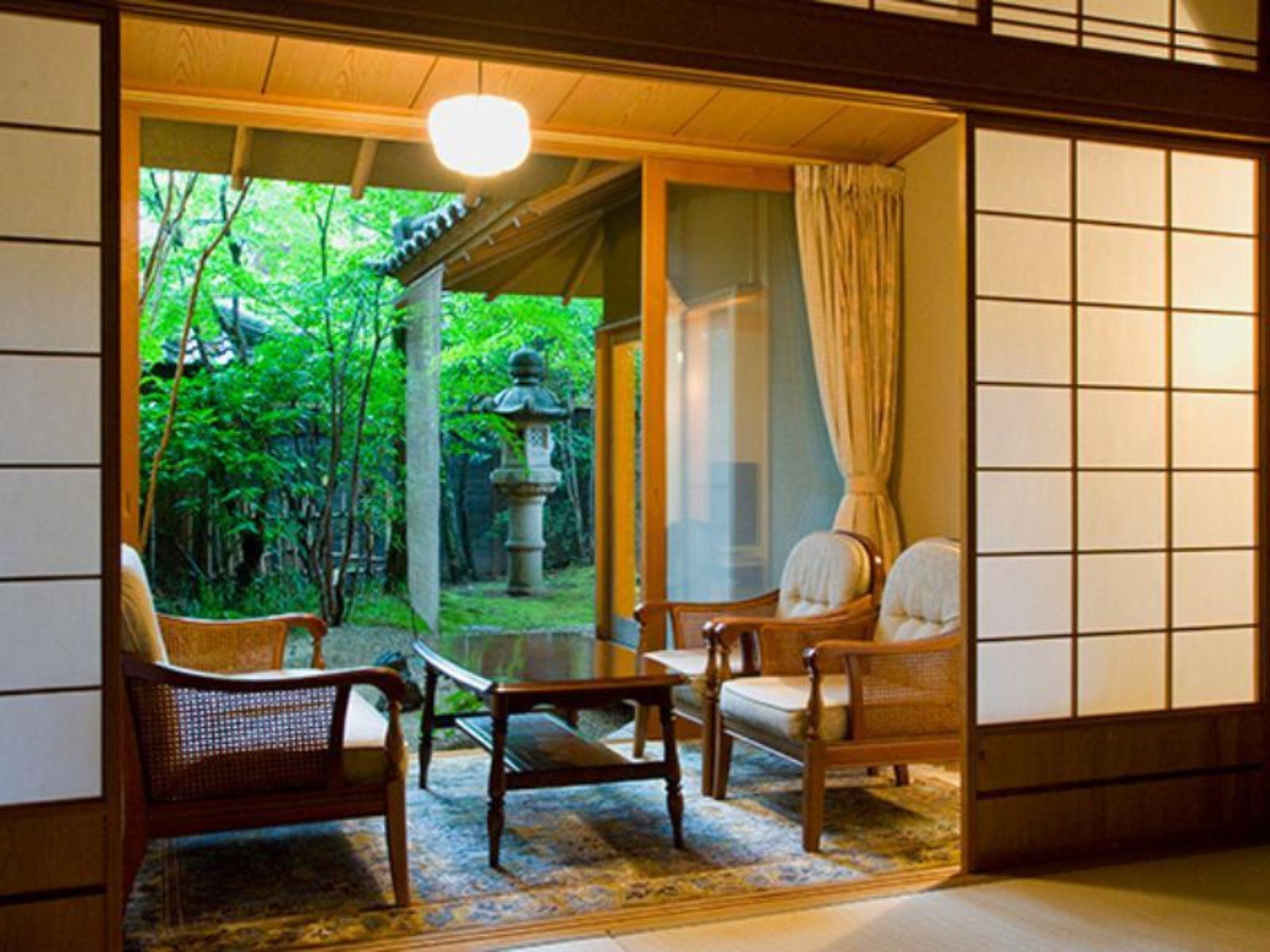 Japanese Style Room with 18 Tatami