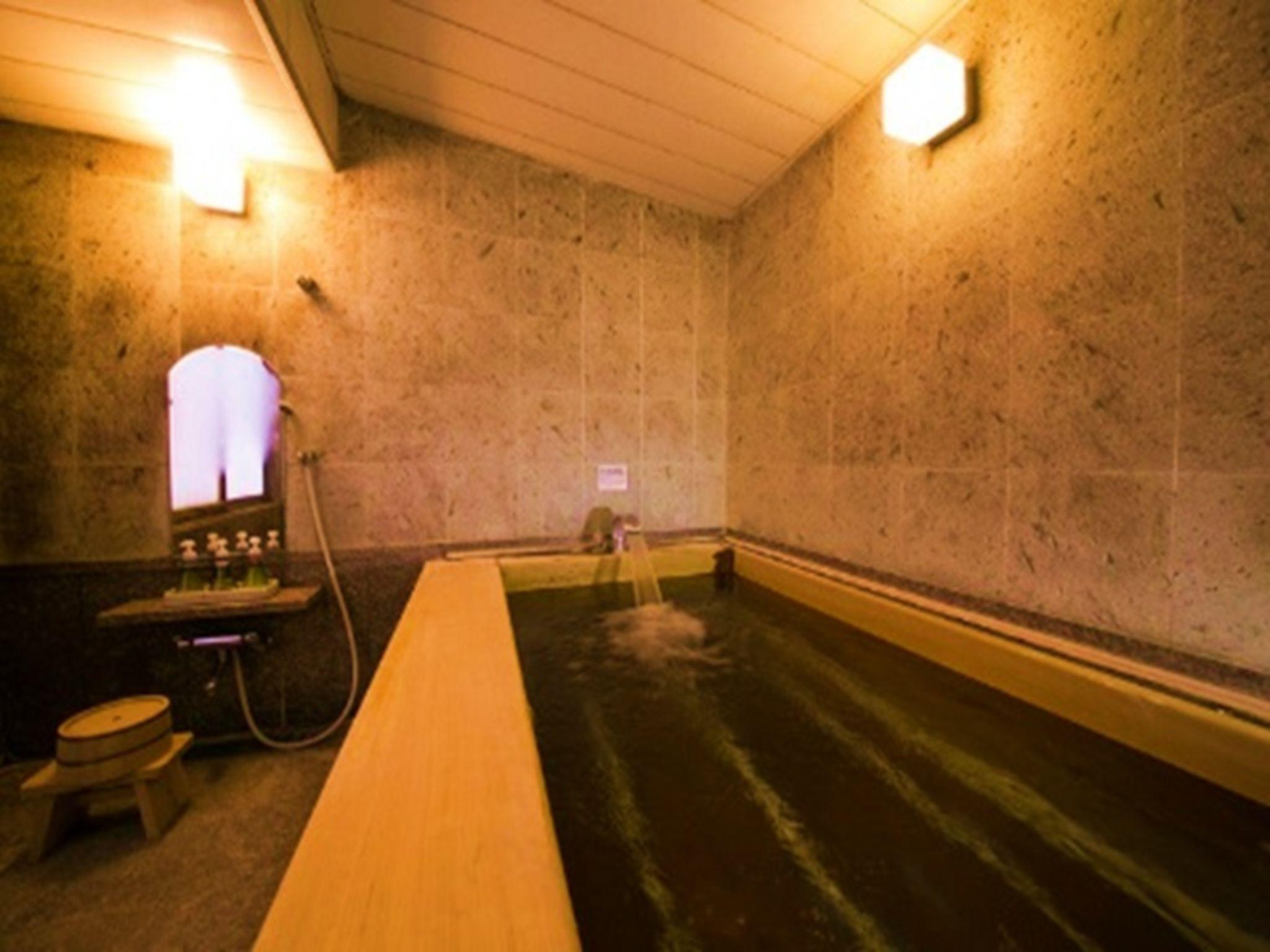 Japanese Style Room for 4 People with Hinoki Spa Bath