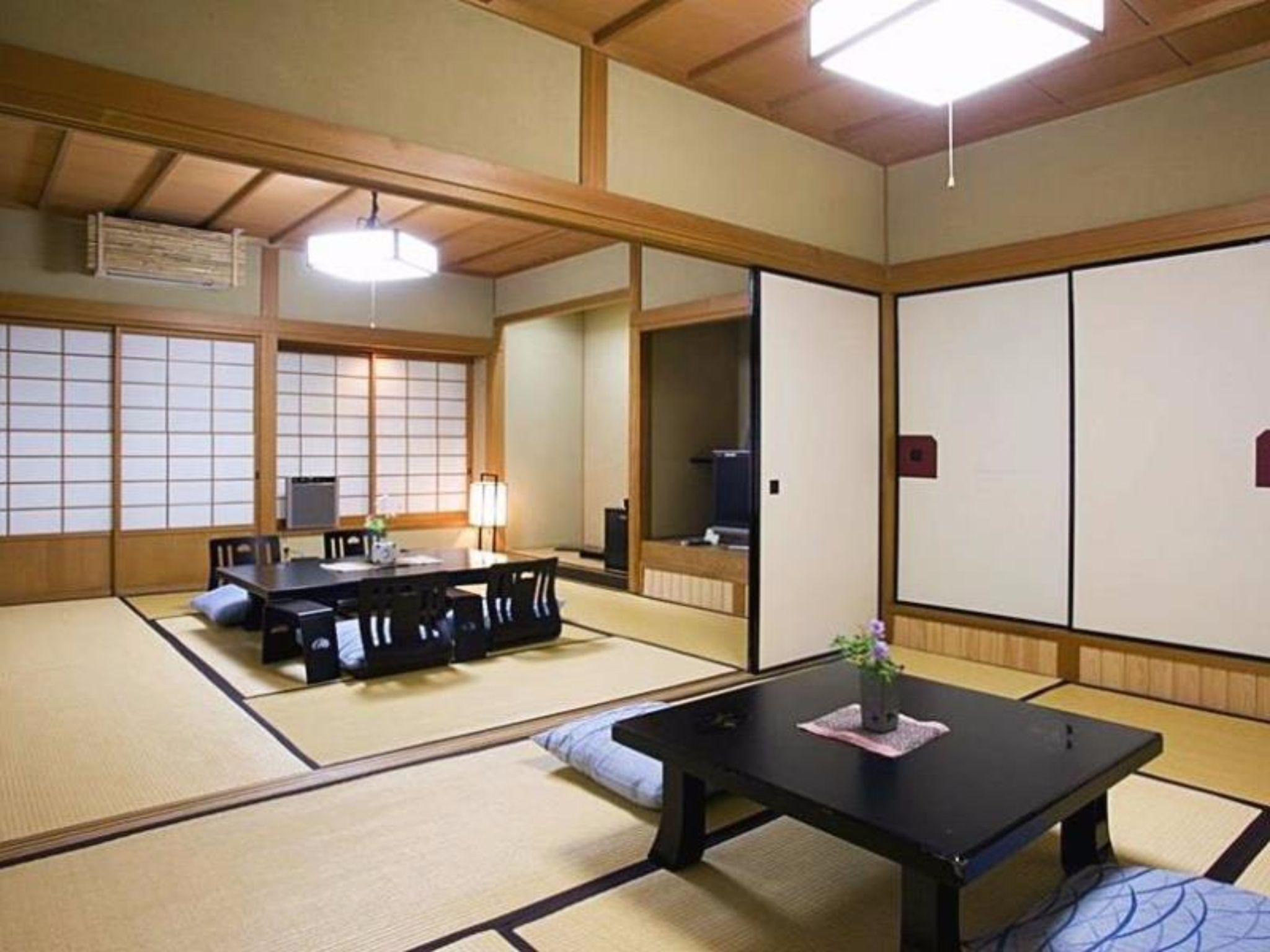 スーペリア 和室 露天風呂付 (Superior Japanese-Style Room with Open-Air Bath)