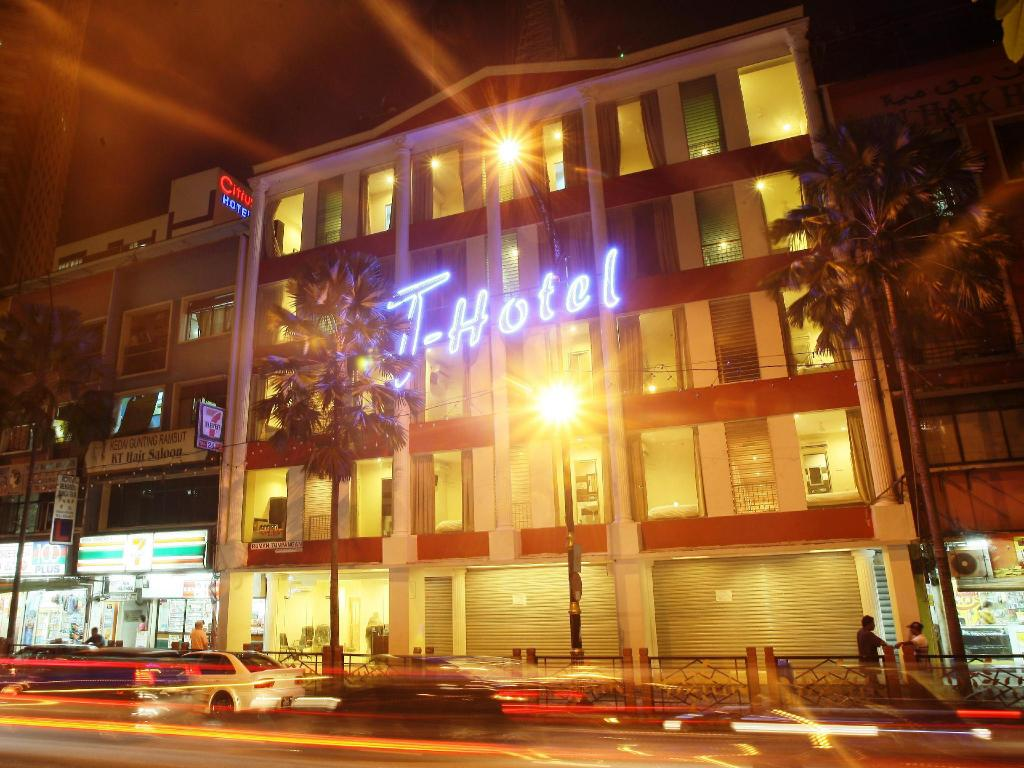 More about T-Hotel Johor Bahru