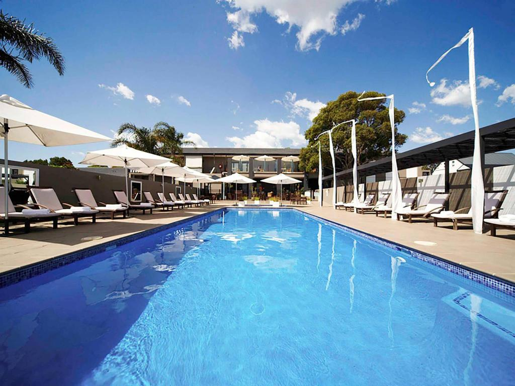 Piscina Mercure Gerringong Resort