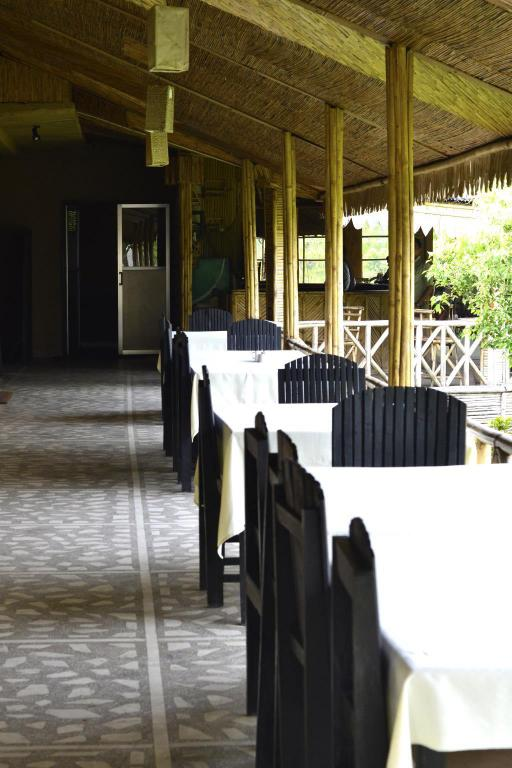 Restaurant TigerLand Safari Resort