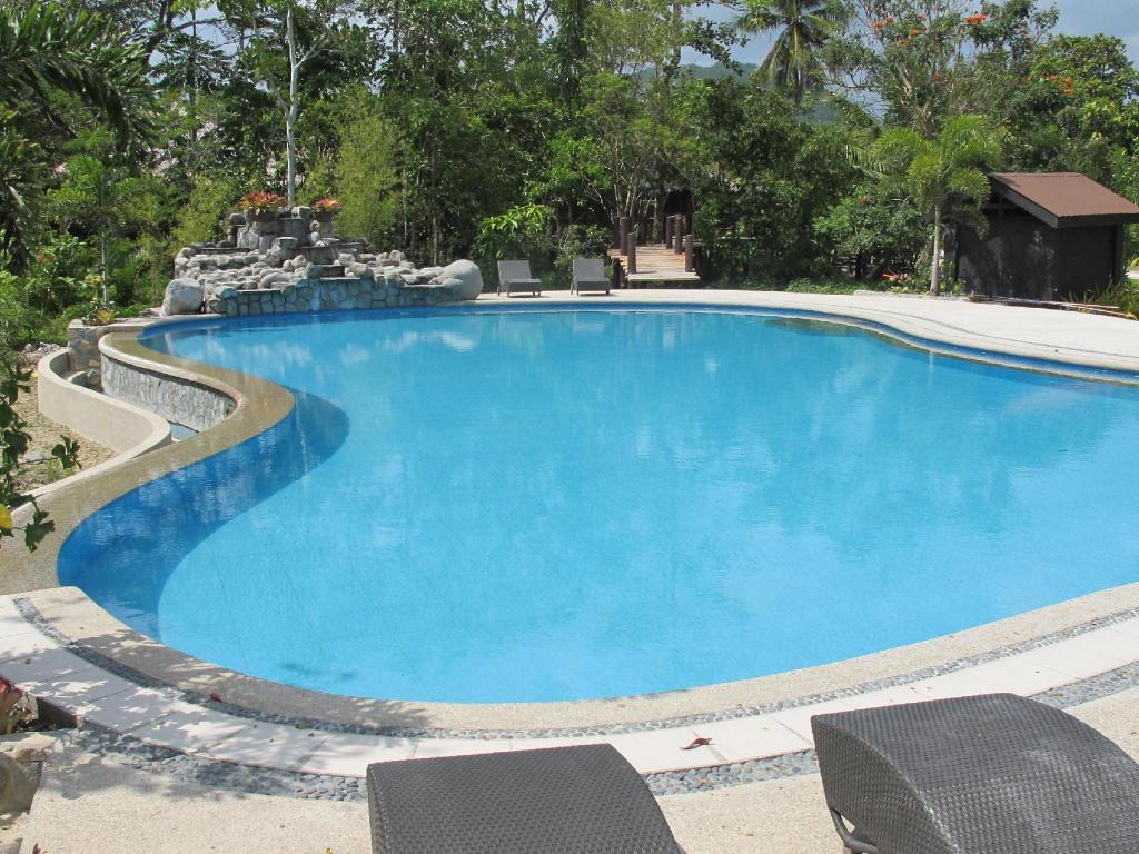 Pool Loboc River Resort