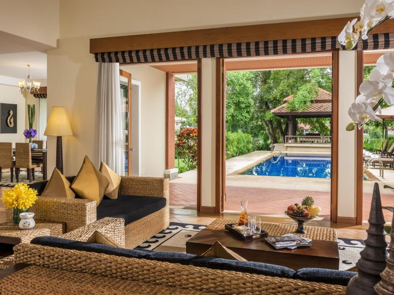 Four-Bedroom Residence Pool Villa