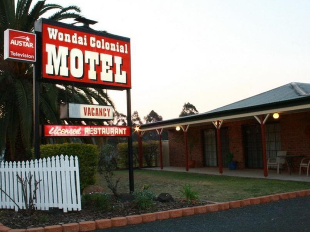 More about Wondai Colonial Motel