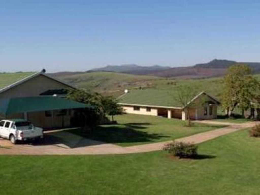 Vista Exterior Thaba Tsweni Lodge and Safaris