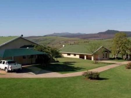 Exterior view Thaba Tsweni Lodge and Safaris
