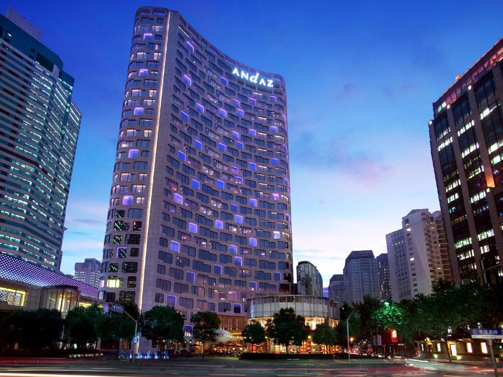Best Price on Andaz Xintiandi Shanghai-a concept by Hyatt