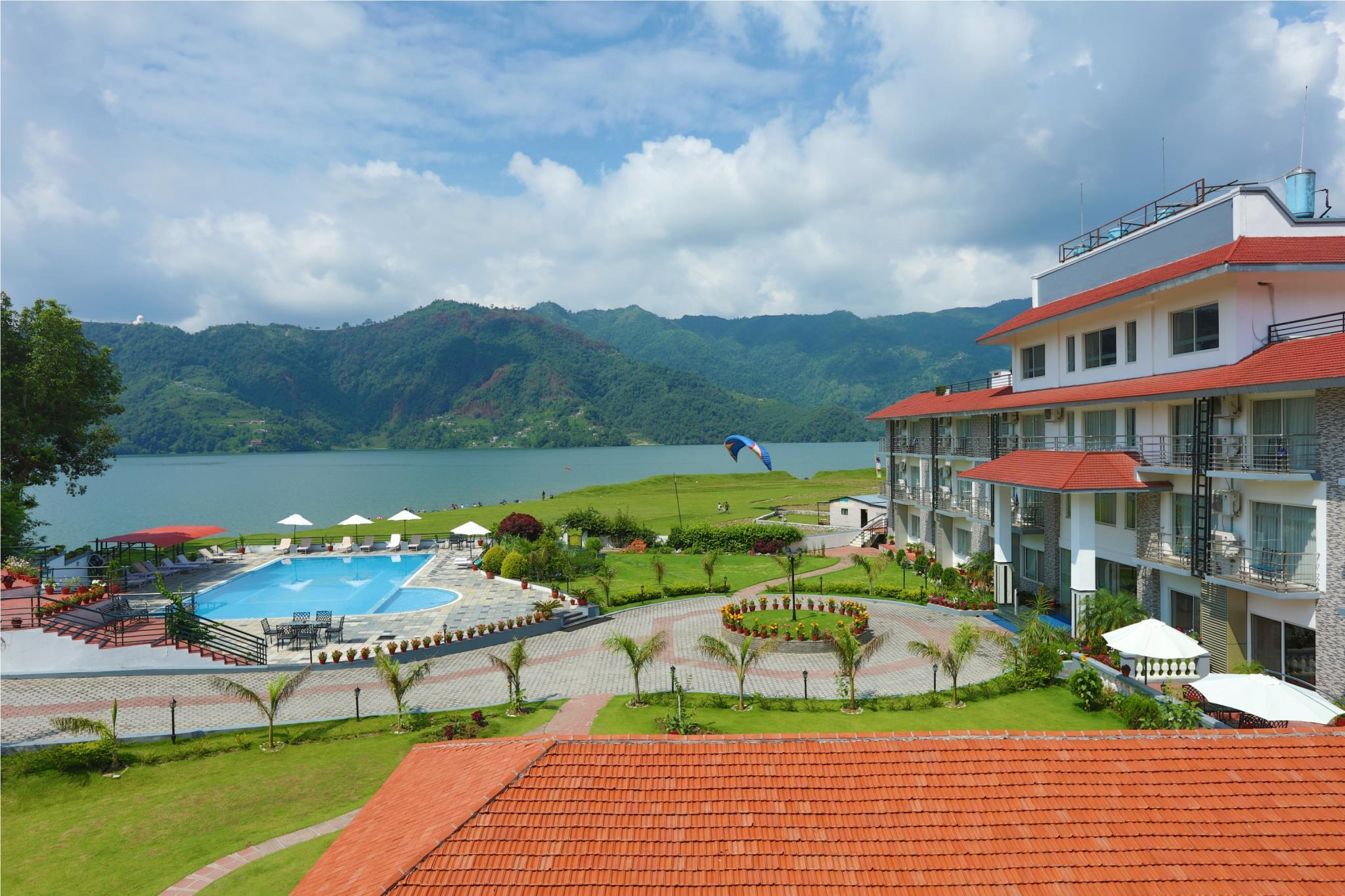 Waterfront Resort by KGH Group in Pokhara - Room Deals