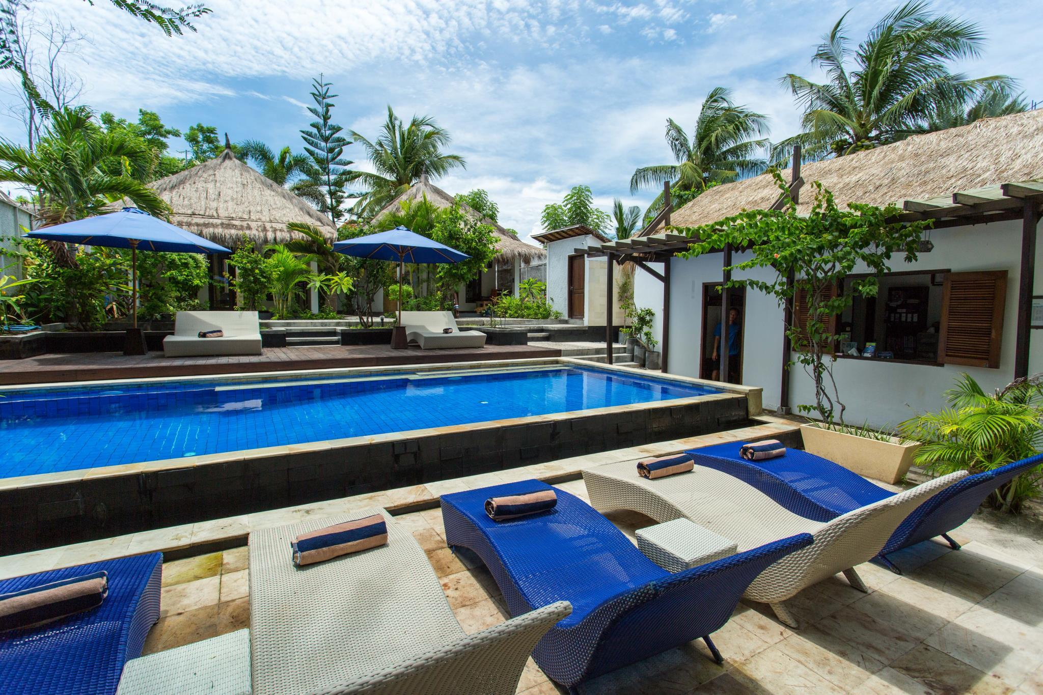 Bungalow - Pool View