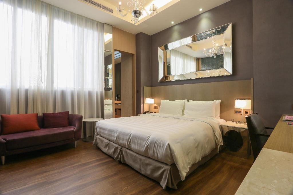 Superior Double - Guestroom City Suites - Taipei Nandong