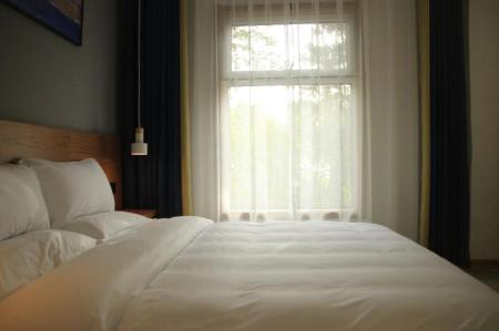 Standard Double Bedroom with breakfast - Guļamistaba Once Artistic Inn