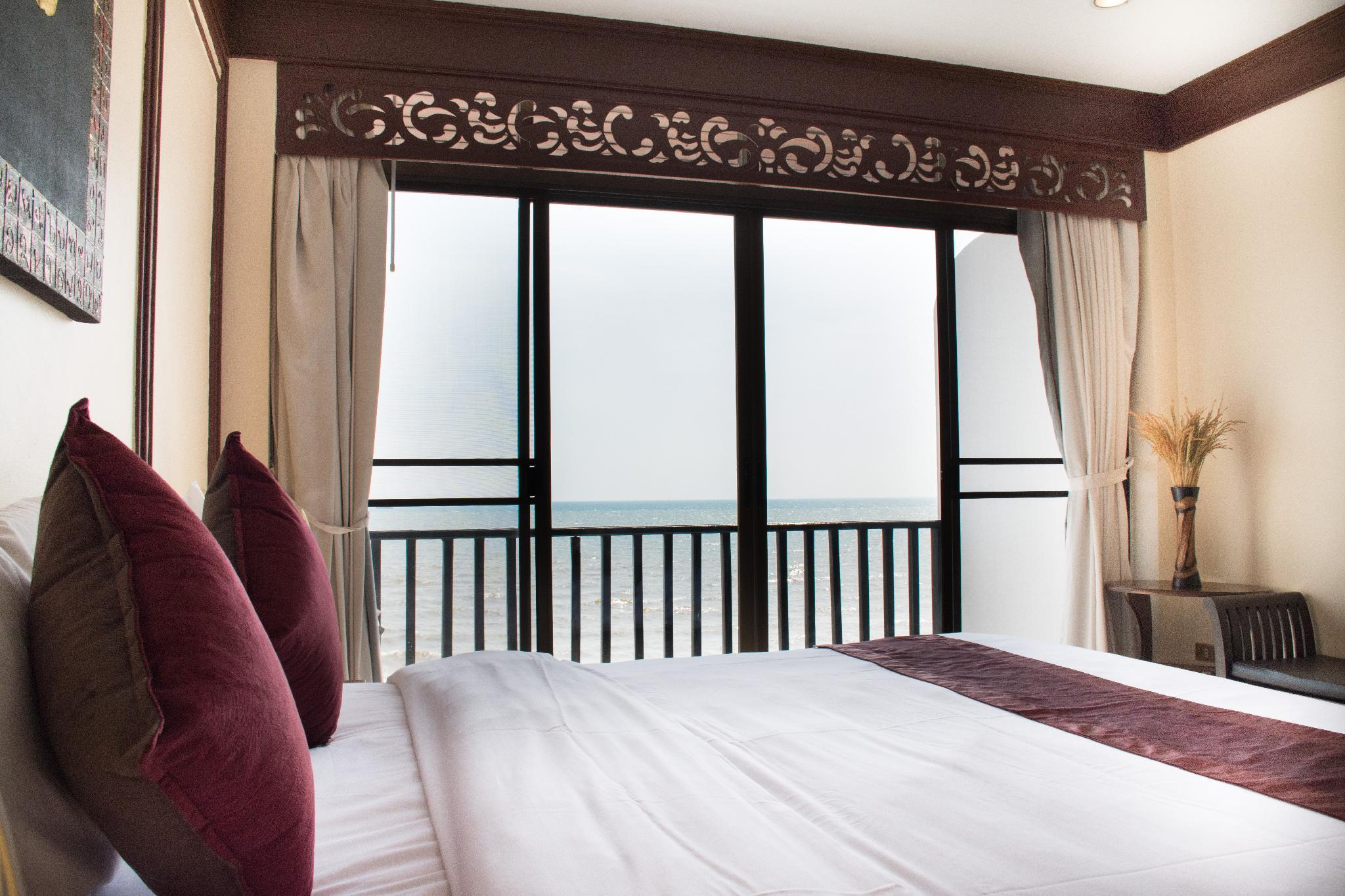 Superior Double Room Sea View with Terrace