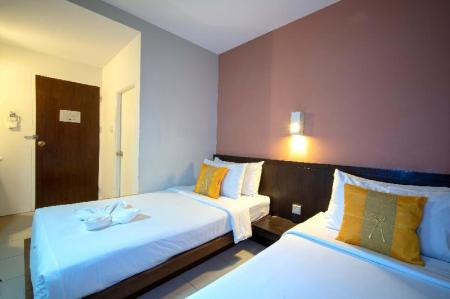 Standard Twin Room - Bed Khaosan Holiday Guesthouse