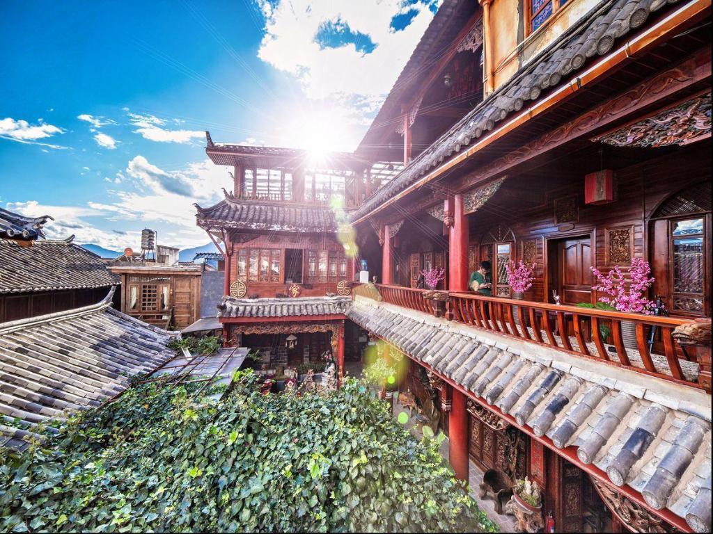 麗江古城李家院精品客棧Lijiang Lis Inn