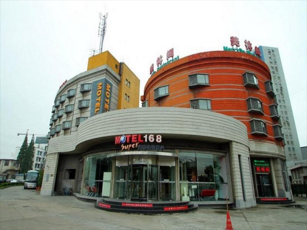 Motel 168 Shanghai Jinshajiang Road Daduhe Road Subway Station Branch