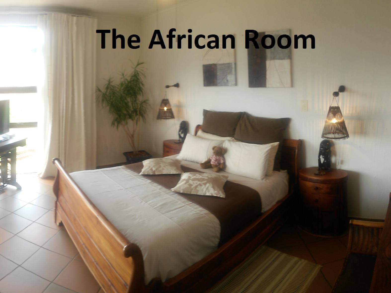 African Room /Rhino Room / Secret Room