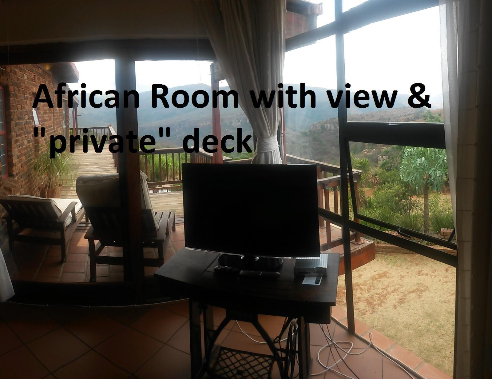 Premium Room - Panoramic Mountain View
