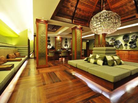 Lobby The Privilege Floor by BOREI ANGKOR