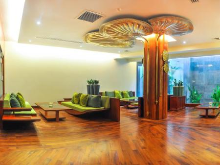 Interior view The Privilege Floor by BOREI ANGKOR