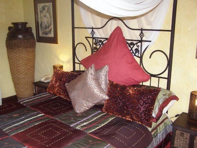 African Double Room