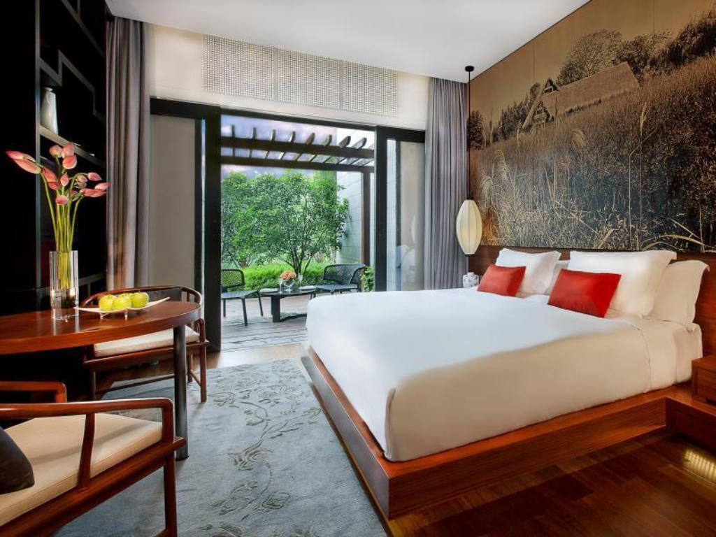 Premier Garden Room Guestroom Angsana Hangzhou Hotel