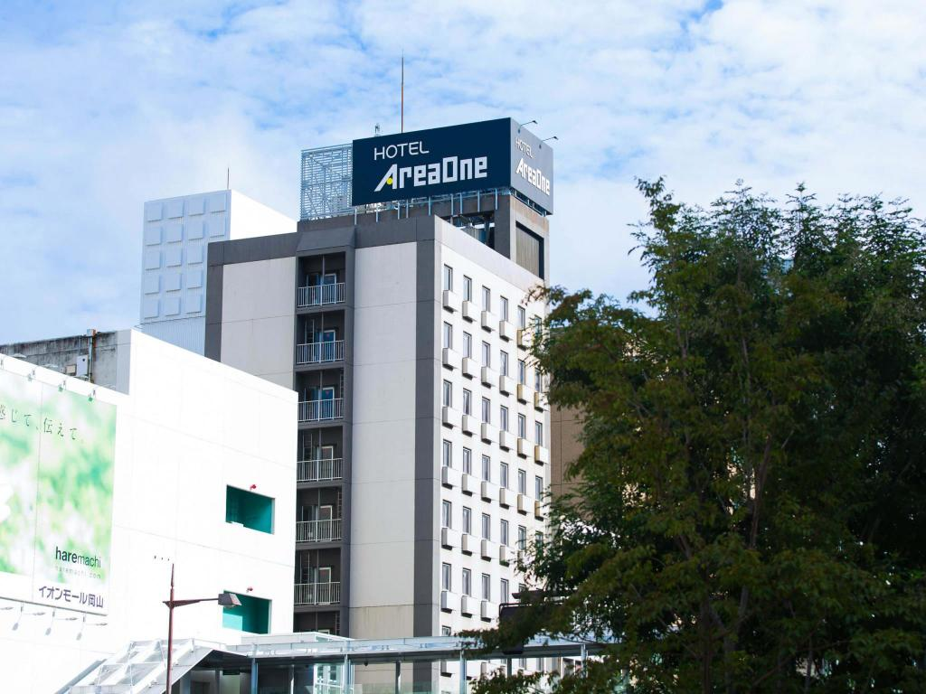 AreaOne酒店 - 岡山 (Hotel Areaone Okayama)