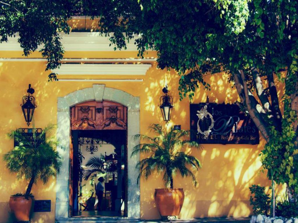 More about Los Pilares Hotel